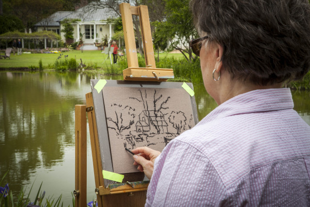 ArtFields Plein Air Competition